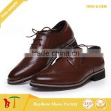 Super Quality Full Grain Leather Oxfords Shoes for Men