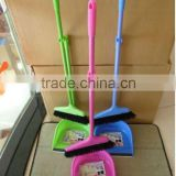 High quality new hand dustpan and plastic broom head set