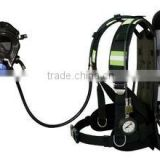 fireman equipment breathing apparatus scba air respirator mask air cylinder