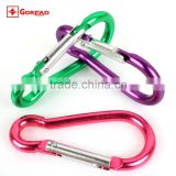 Goread K011 S type middle S6CM mouth guard aluminum carabiner hook