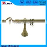Antique Brass Curtain Rod T28, 19mm / 22mm / 25mm / 28mm, 1.6m~6m