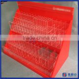 First hand factory custom made red acrylic pen holder & stand / acrylic display holder