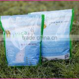 Cheap price3.8l silica gel cat litter 1.6kgs/bag                                                                         Quality Choice