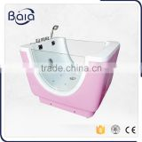 buy wholesale direct from china pink yellow color factory directly plastic dog swimming pool