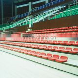 Eco-Friendly portable retractable stadium seating