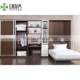 Foshan furniture pull down wall bed WB-07