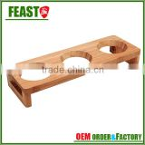 2015 novelty disply rack kitchen bamboo spice rack fashion kitchen rack