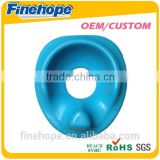 PU Polyurethane Foam Good Elasticity Soft Baby Toilet Seat Customize Manufacturer round toilet seats