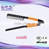 2015 new style hair straightener comb ,flat hair comb with factory price ZF-2006                                                                         Quality Choice