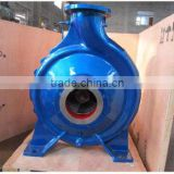 Horizontal centrifugal foot mounted duplex stainless steel sea water transfer processing pump