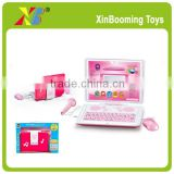 Kids education Learning Machine with 60 functions toy laptop computer