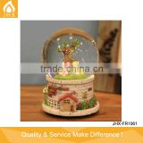 Cheap Christmas Decoration Music Glass Ball                                                                         Quality Choice