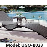 Used hotel pool furniture beach chair sun shade lounge chair