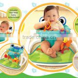 Comfy Portable Baby Floor seat Frog Shape Cute Design