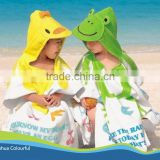 baby beach towel towel hood solid soft cotton towel terry cuddle robe baby towel with hood