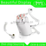 Hot saling good quality anti-theft alarm cell phone mobile phone display security stand for retail store