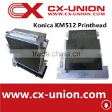 Konica 512 14pl printhead for hot sale LIYU printers