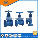 20% discounted ductile iron glove valve/ductile iron flanged glove valve with good quality