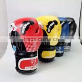 Kids Boxing Gloves Wholesale Muay Thai Twins Child Grant Boxing Gloves Made of PU Leather Professional guantes boxeo Gym