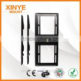 LCD TV wall brackets tv ceiling brackets with bubble level LCD LED TV wall brackets