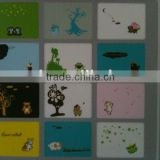 The 12 zodiac animals Silicone mat