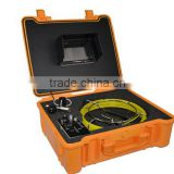 "20M 7""LCD Sewer Waterproof Camera Pipe Pipeline Drain Inspection camera"