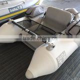 Inflatable fly fishing float tube belly boat for sale