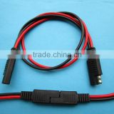 Automotive Power DC Battery Cable Tender SAE Connector