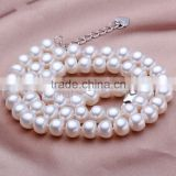 Gets.com 2015 fashion freshwater real baroque pearl necklace designs