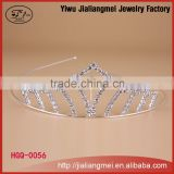 New arrival cheap princess beauty rhinestone pageant crowns