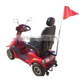 mobility scooter flag safety flag accessory ramp cabin scooter