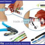High quAlity plastic snAp closure@OnE WaY Plastic BucKle/WRISTbAND LOcK