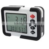Portable Digital CO2 Meter CO2 Monitor Detector Gas Analyzer 9999ppm CO2 Analyzers Temperature Relative Humidity Test