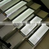 Netherlands decorating design led customs logo led stairs panel