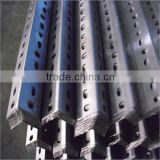Q235 angle slotted steel equivalent grade