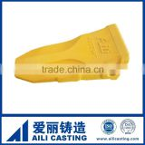 Excavator rock bucket teeth made in China ground engaging tools heavy equipment spare parts