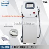 532nm Safe Laser Machine Tattoo Telangiectasis Treatment Eyebrow Lipline Birthmark Freckle Removal Tattoo Removal Laser Equipment