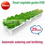 Good promotion plastic planters pot hanging basket flower pot