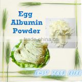 High Gel Egg Albumin powder to improve the protein content