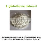 High Quality Anti-oxidating Glutathione powder / L-Glutathione Reduced /Reduce glutathione