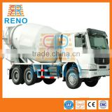 howo 6x4 concret truck mixer specifications for construction