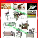 disposable wooden chopsticks making/ forming/ shaping machine