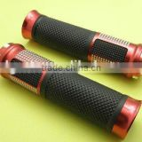 types of custom cnc machining aluminum motorcycle grips as motorcycle handlebar