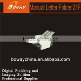 Boway service AD Office EP-21F Manual Paper Folding Machine