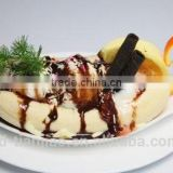 Hard Ice Cream Powder using no machine with chocolate/taro/vanilla/melon/strawberry/mango flavor
