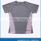 2012 Latest OEM women's dry fit t shirts&polyester t-shirt