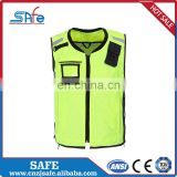 3m blue color safety reflective jacket waterproof
