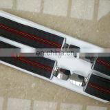 Germany and UK customer design high quality heavy clips men suspenders pants suspenders