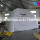 Four-legs inflatable tent for different events