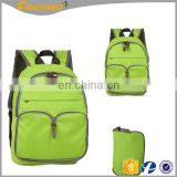 Custom Backpack Manufacturer Teenage Tear-Resistant And Water-Resistant Nylon With Zipper Sport Backpack